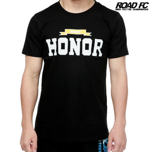 Road FC 'Honor' T- Black