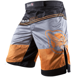 Hayabusa 'Kyoudo' Prime Shorts -Orange